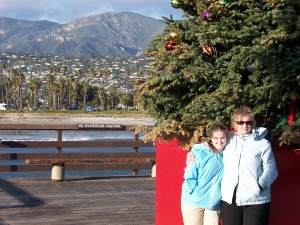 Christmas and the Riviera