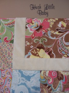Maddie's quilt by Christy P.