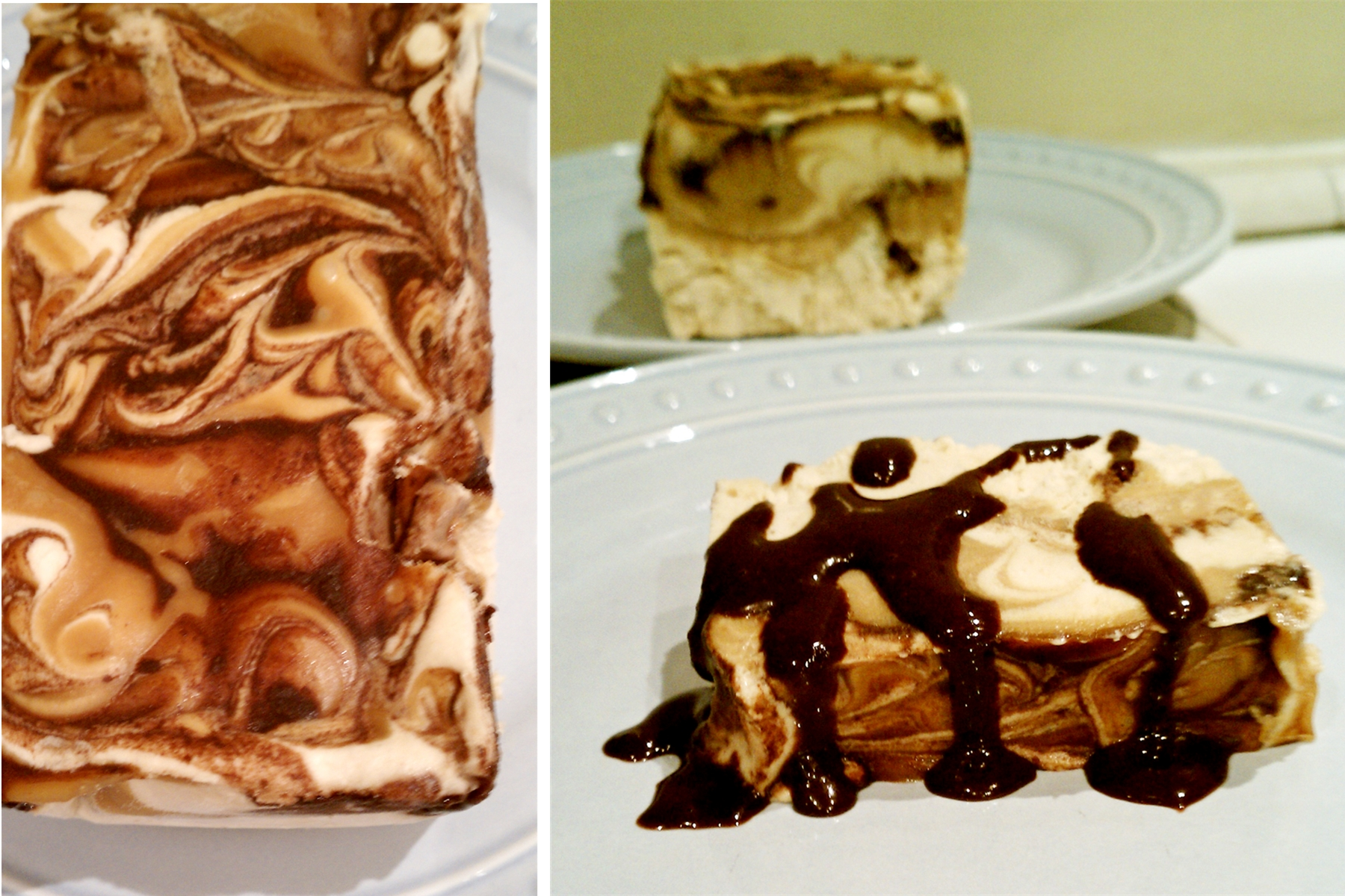 Peanut Butter Semifreddo Recipe — Dishmaps